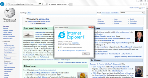Internet Explorer a rischio sicurezza: cambiate Browser!